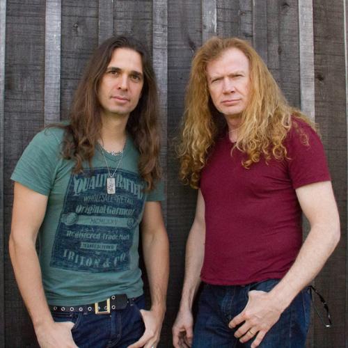 Megadeth - Kiko Loureiro / Dave Mustaine