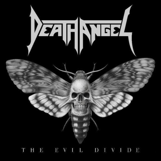 Death Angel  Deathangeltheevildividecd