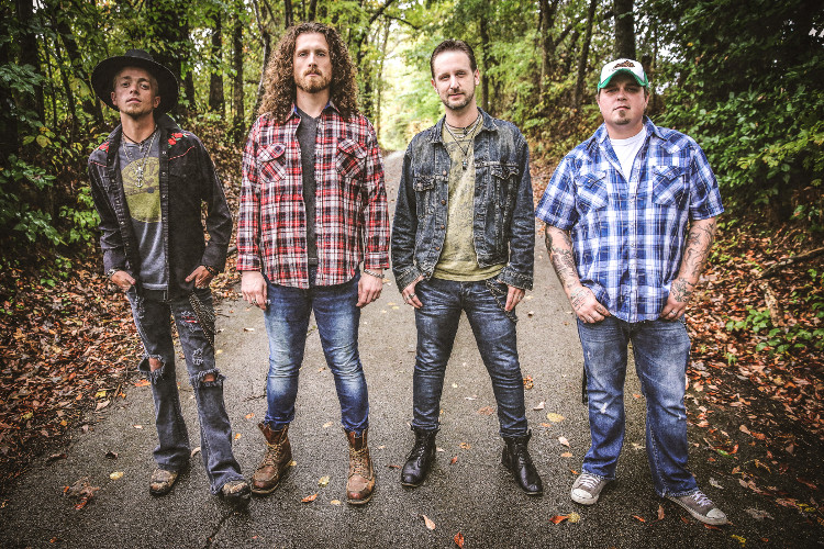 Black Stone Cherry by Rob Fenn