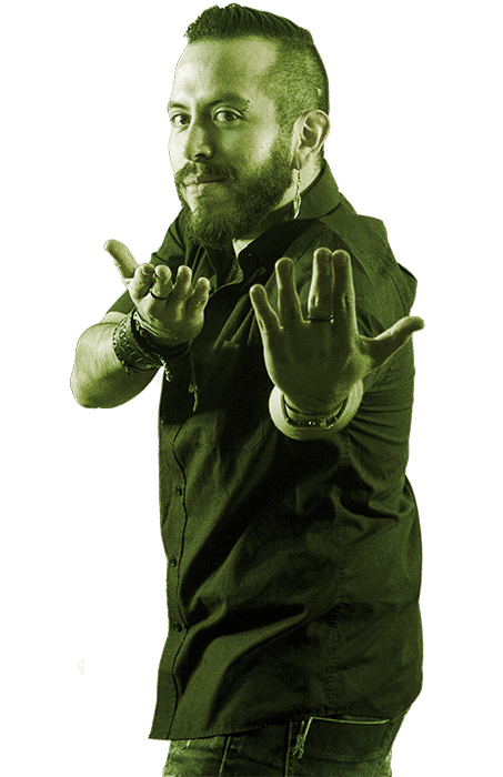 Diego Tejeida - Haken