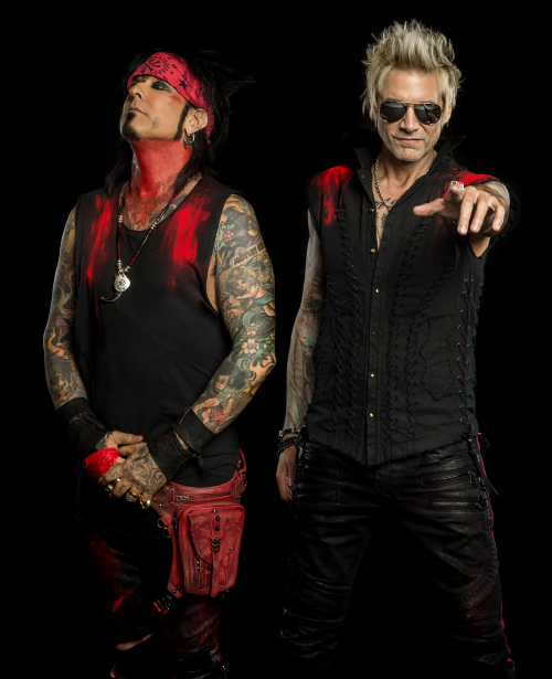Nikki Sixx & James Michael - Sixx: A.M.