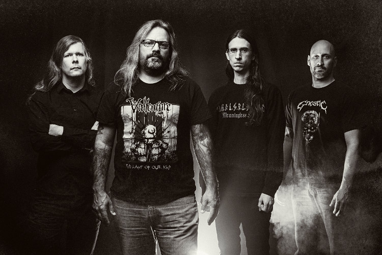 Gorguts by Jimmy Hubbard