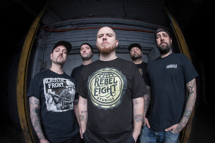 Hatebreed 2016