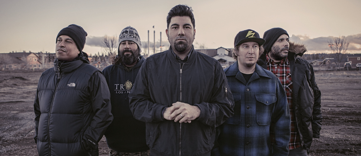 Deftones 2016 - Photo credit Frank Maddocks