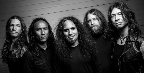INTERVIEW : DEATH ANGEL UNIS POUR LE THRASH