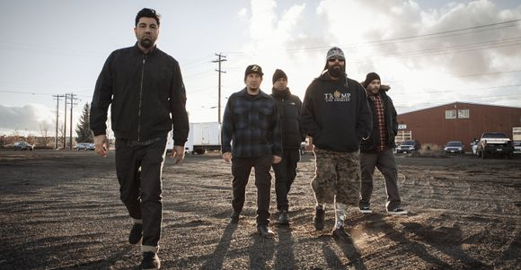 INTERVIEW DEFTONES : L\'ART SOUS TENSION