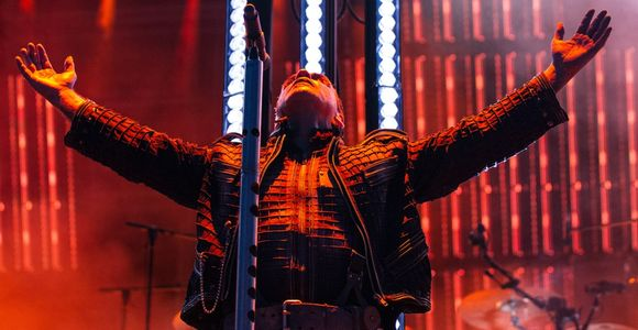 RAMMSTEIN : RETROUVEZ LES PHOTOS DU DOWNLOAD FESTIVAL FRANCE