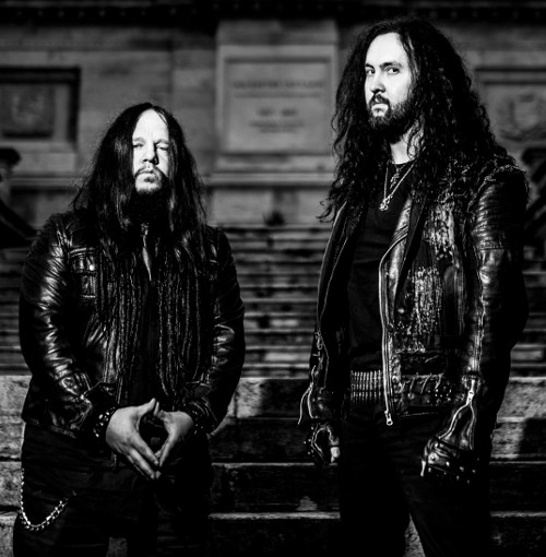 Joey Jordison é Frédéric Leclercq - Sinsaenum