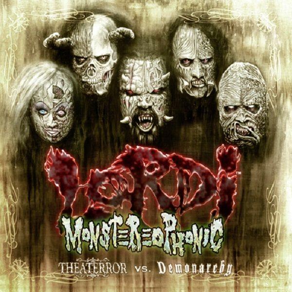 Lordi - Monstereophonic: Theaterror Vs. Demonarchy