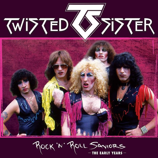Twisted Sister - Rock 'N' Roll Saviors - The Early Years