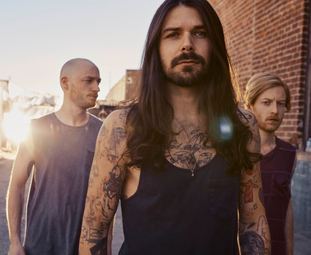 Biffy Clyro - photo credit Austin Hargrave