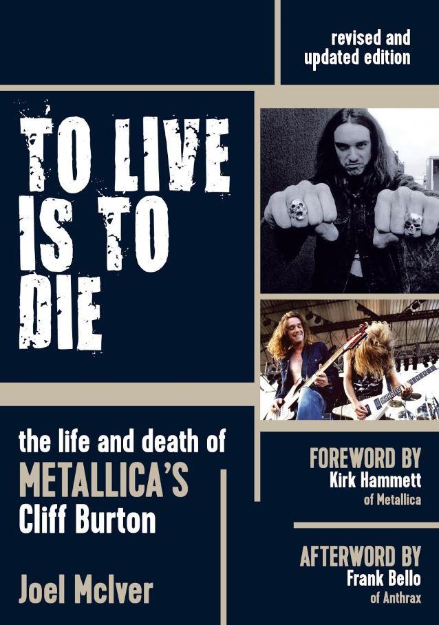 Cliff Burton revised biography