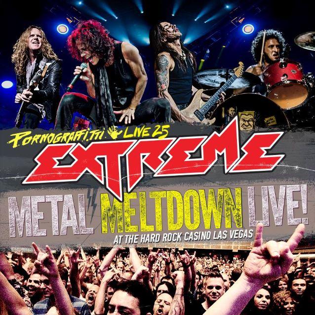 Extreme - Pornograffitti Live 25: Metal Meltdown