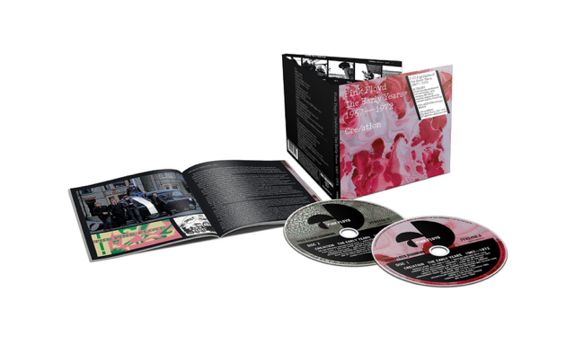 Pink Floyd - Cre/ation – The Early Years 1967-1972