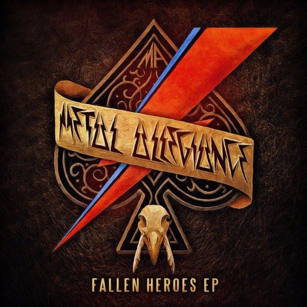Metal Allegiance - Fallen Heroes