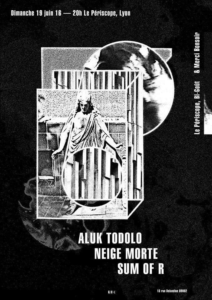 Aluk Todolo Lyon 2016