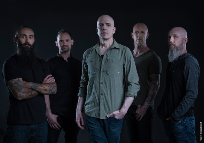 Devin Townsend Project 2016