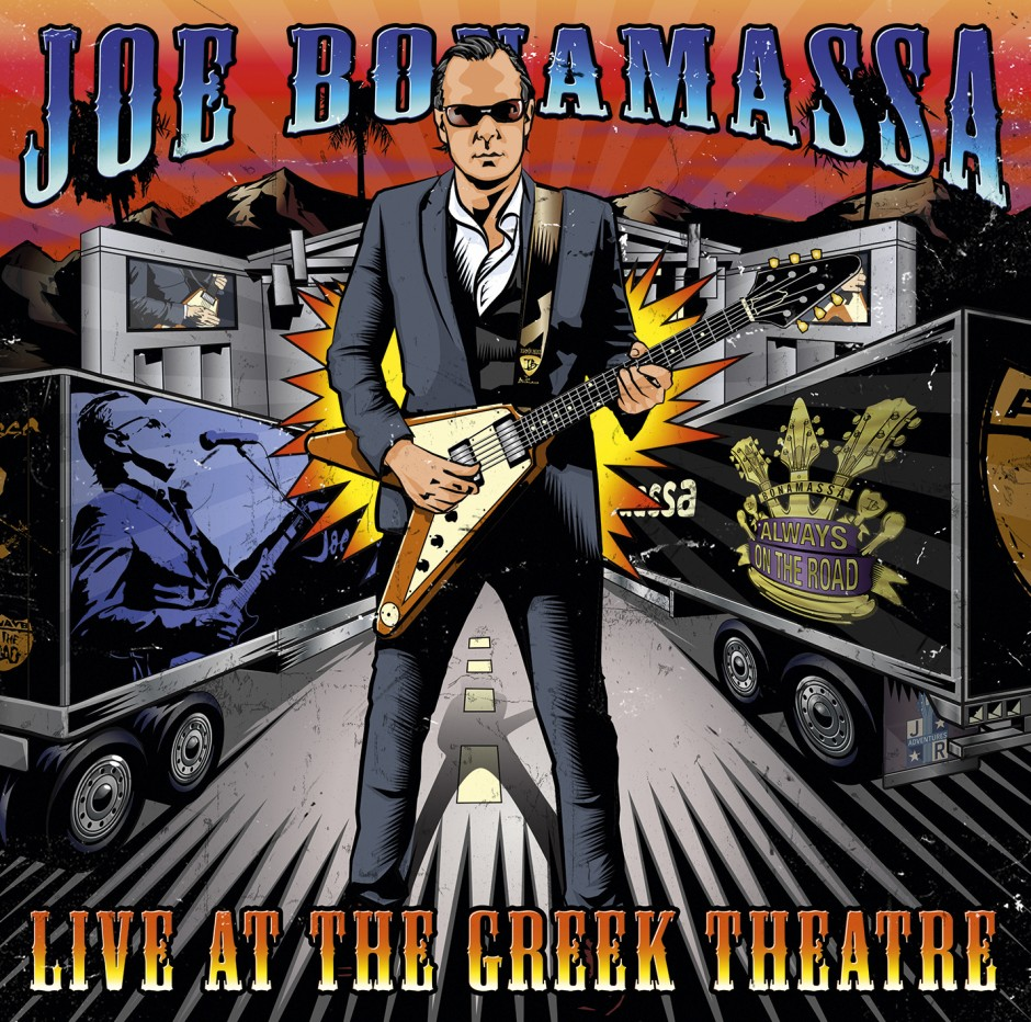 Joe Bonamassa - Live At The Greek