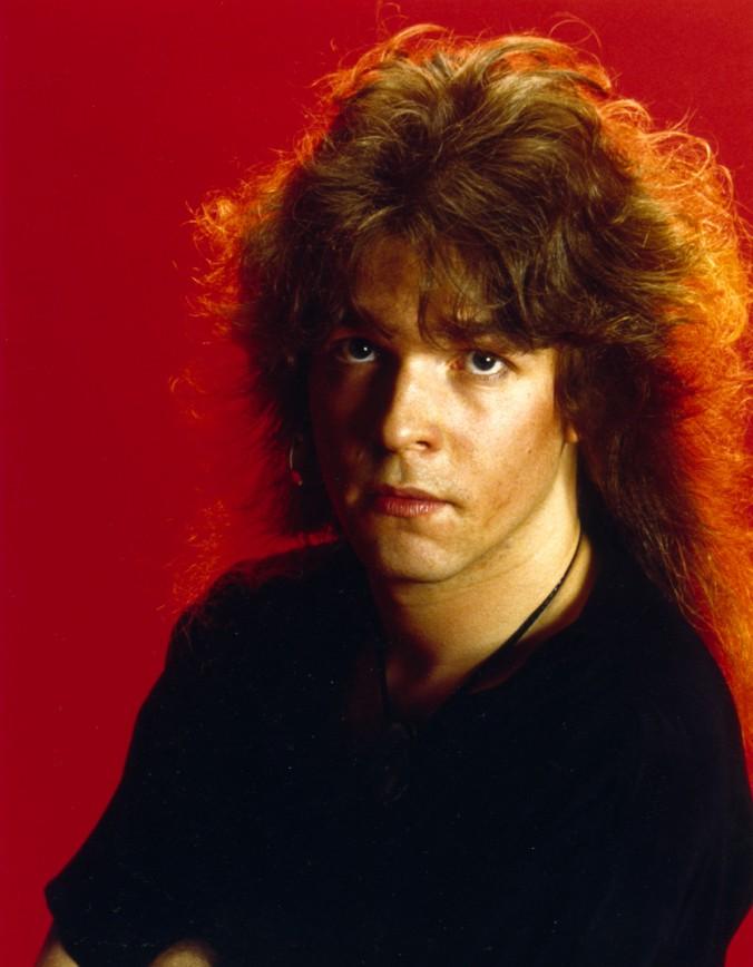 """Mats """"Mappe"""" Björkman - Candlemass 1986"""