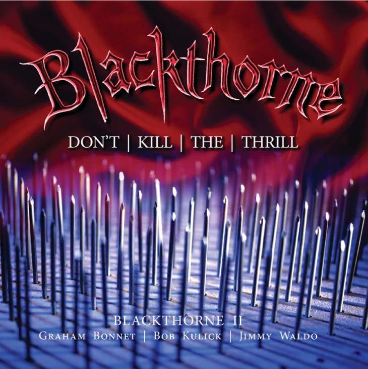 Bob Kulick  Blackthornealbumaug