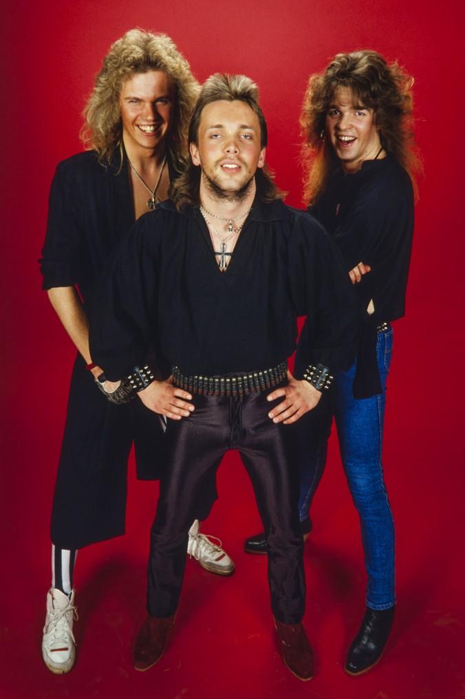 Candlemass 1986