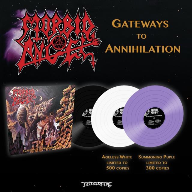 Morbid Angel reissues
