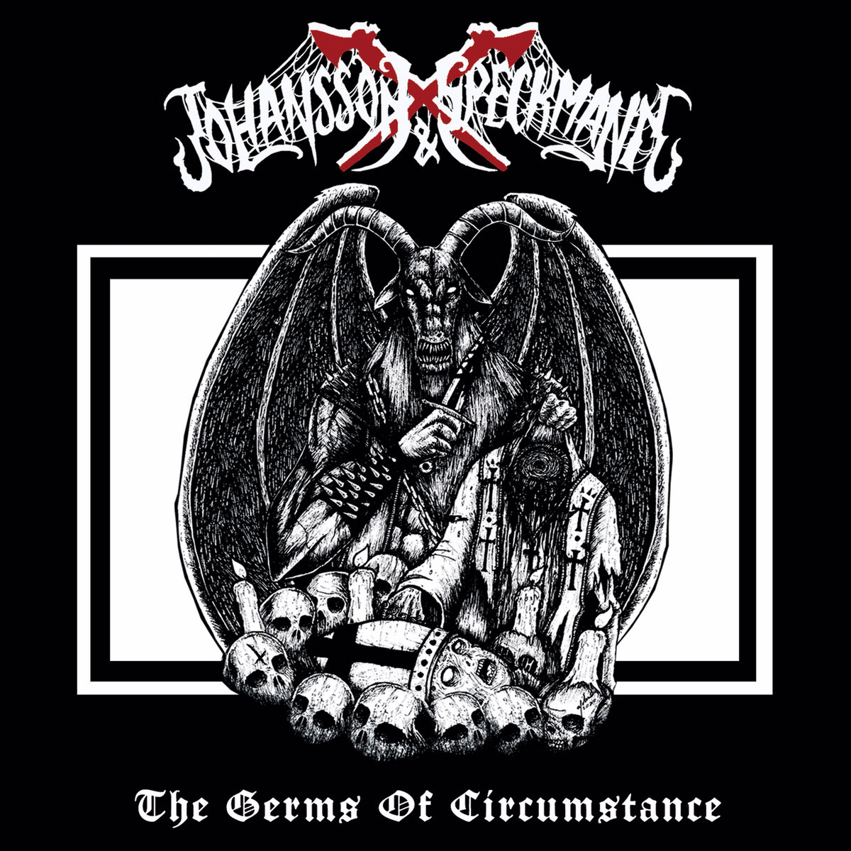 The Germs Of Circumstance Johansson & Speckmann Cover Artwork