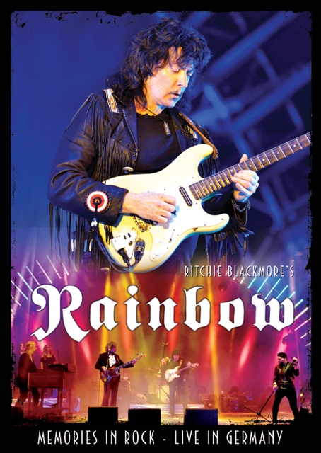 Rainbow - Memories In Rock - Live In Germany Read