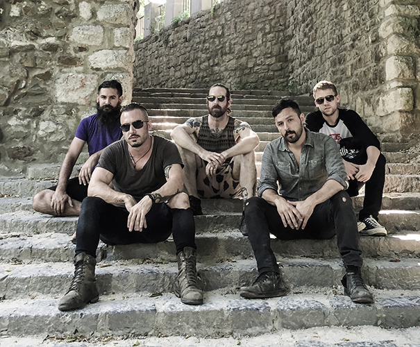 The Dillinger Escape Plan 2016