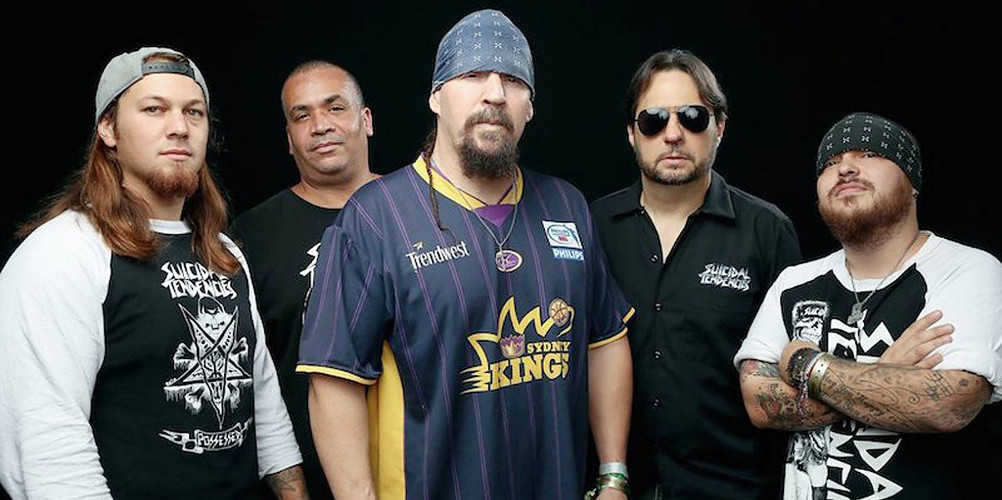 Suicidal Tendencies 2016
