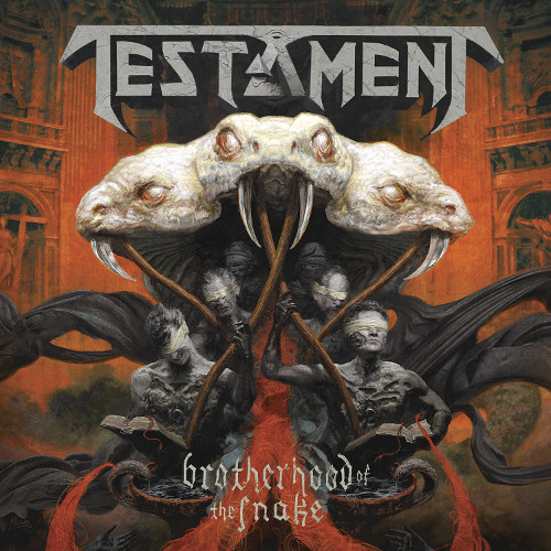 Testament - Brotherhood Of The Snake