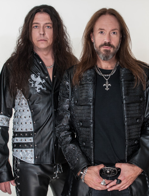Pontus Norgren & Joacim Cans - Hammerfall