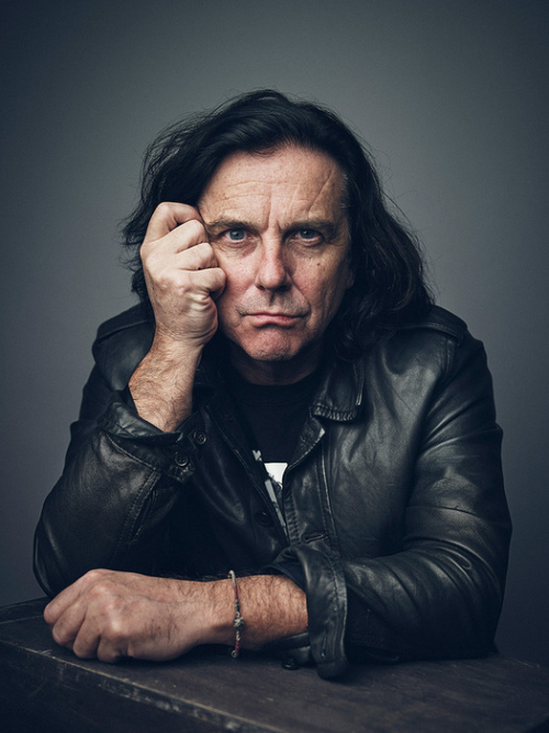 Steve Hogarth - photo by Freddy Billqvist