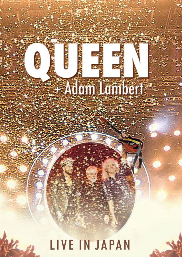 Queen + Adam Lambert - Live in Japan