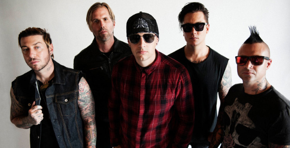 INTERVIEW : SYNYSTER GATES D\'AVENGED SEVENFOLD