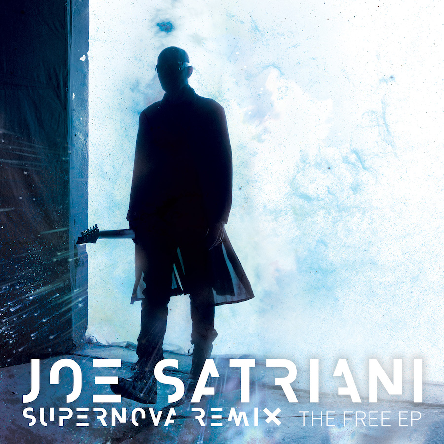 Joe Satriani - Free Remix EP