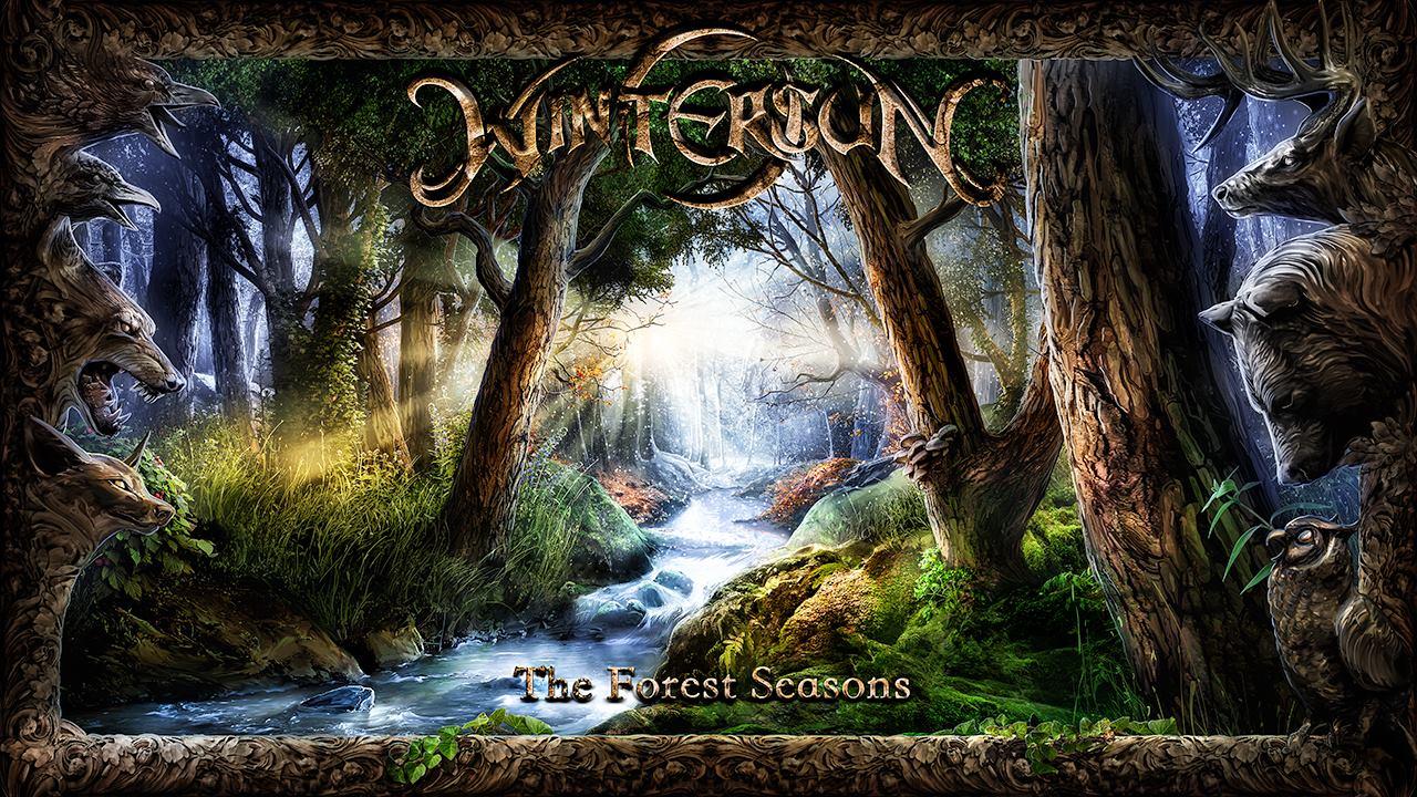 WINTERSUN Wintersun-The-Forest-Seasons