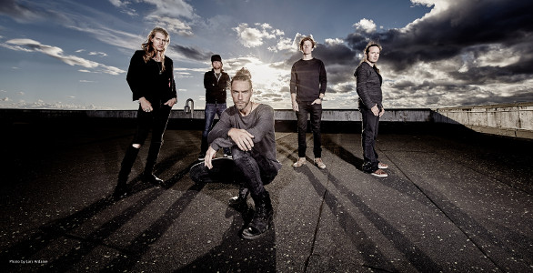 INTERVIEW : DANIEL GILDENLÖW DE PAIN OF SALVATION