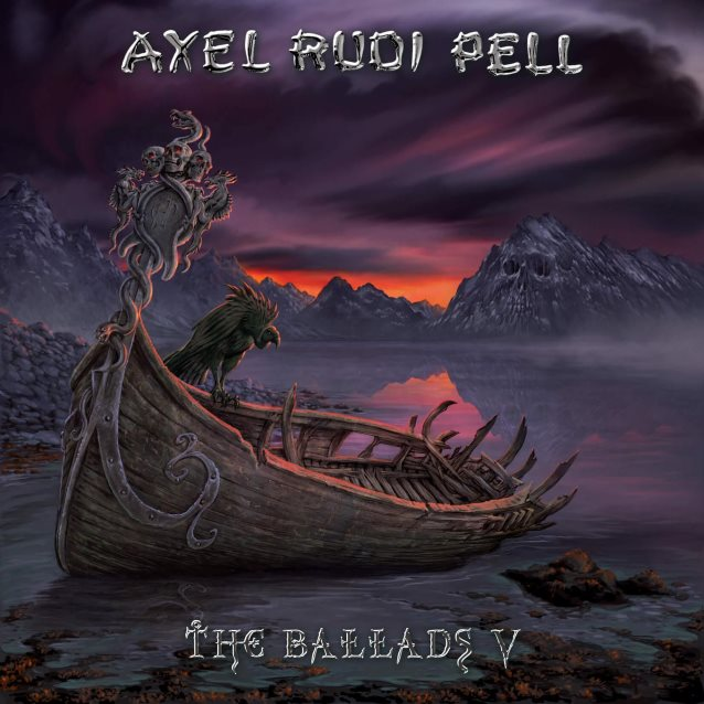 AXEL RUDI PELL Axelrudipellballadsvcover