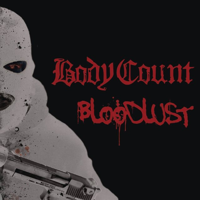 BODY COUNT Bodycountbloodlustcd