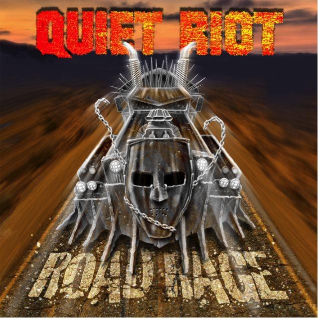 QUIET RIOT  Quietriotroadragecd