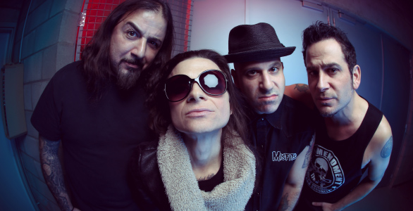 LIFE OF AGONY : INTEVIEW DE MINA CAPUTO & ALAN ROBERT