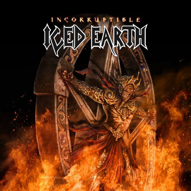 Iced Earth Icedearthincorruptiblecd_0