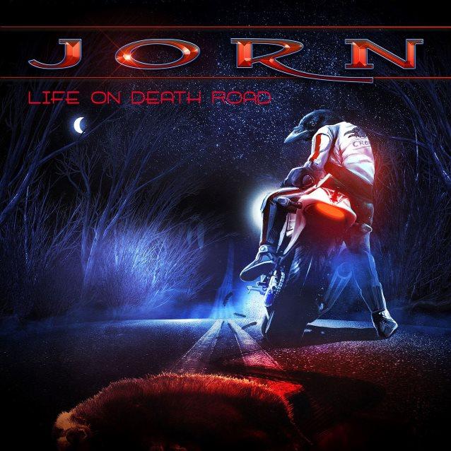 Jorn Jornlifeondeathroadcd