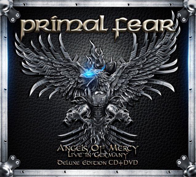 Primal fear  Primalfearangelsofmercydvd