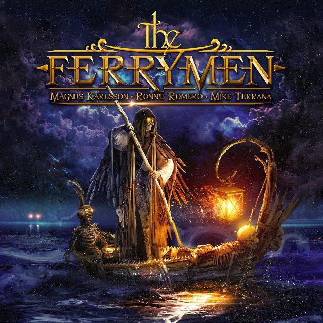 THE FERRYMEN  Theferrymenselftitledcd