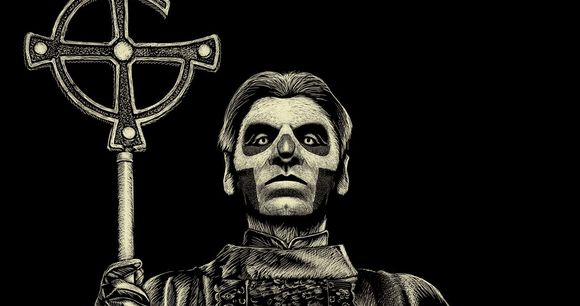 MAGAZINE RADIO METAL : PAPA EMERITUS ET SES GOULES EN 146 PAGES