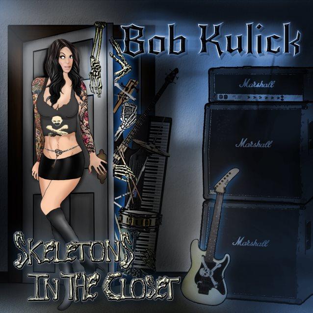 Bob Kulick  Bobkulickskeletonscover