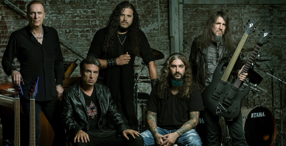 SONS OF APOLLO : INTERVIEW AVEC MIKE PORTNOY & DEREK SHERINIAN