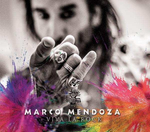 Marco Mendoza (THE DEAD DAISIES) dévoile le clip vidéo de la chanson «Viva La Rock»